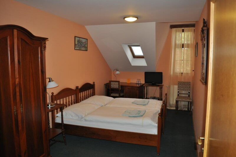Пансион Pension Bed&Breakfast