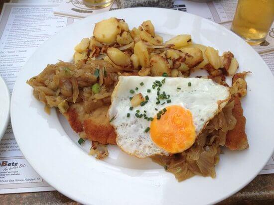 Kartoffel Restaurant Kiste