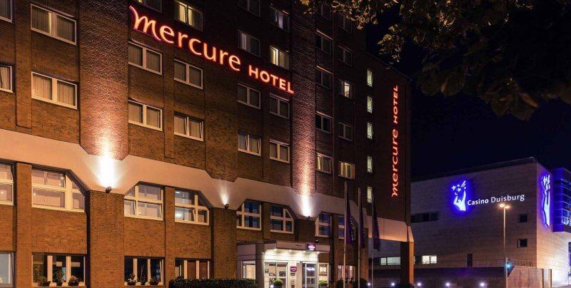 Отель в Дуйсбурге