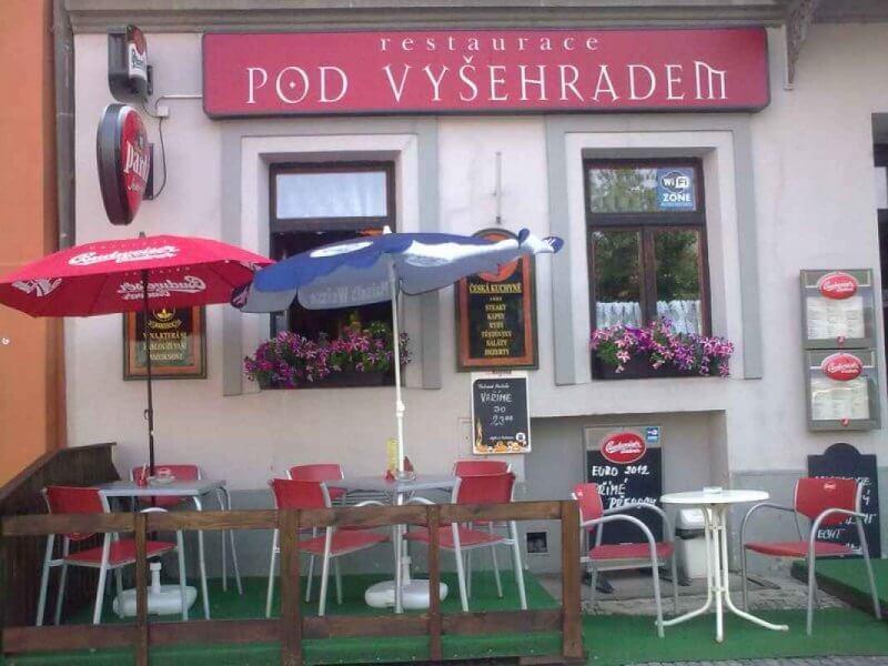 Restaurace Pod Vysehradem