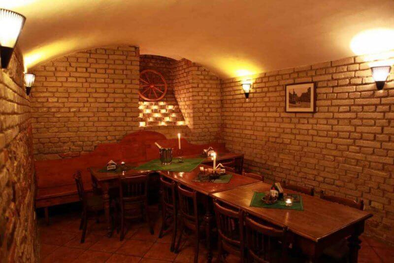 Restaurace U Matejicku