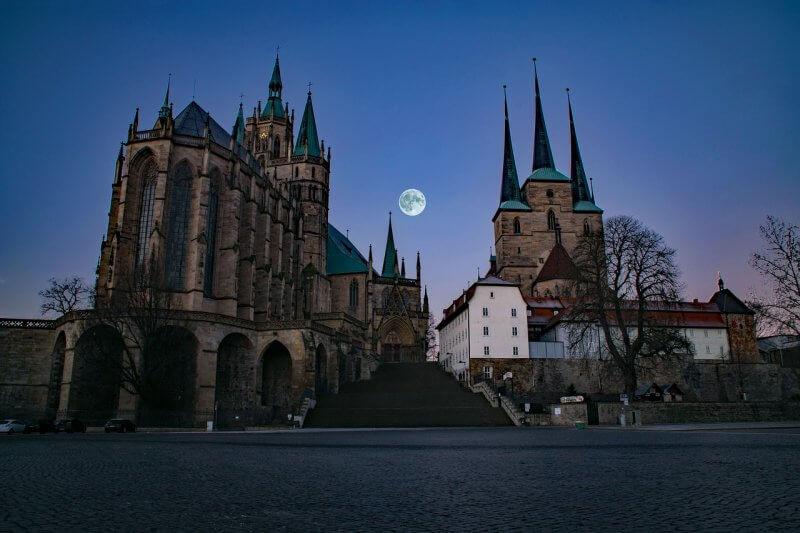 Кафедральный собор Эрфурта