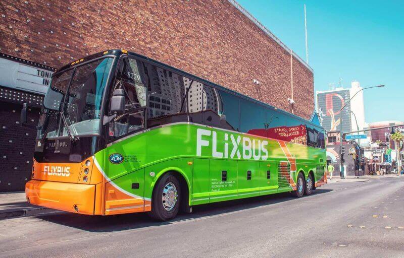 Автобус Flixbus