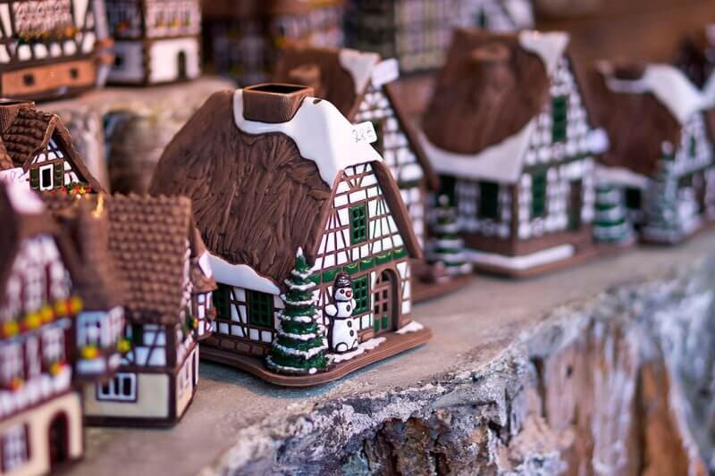 Сувениры-домики в Германии
