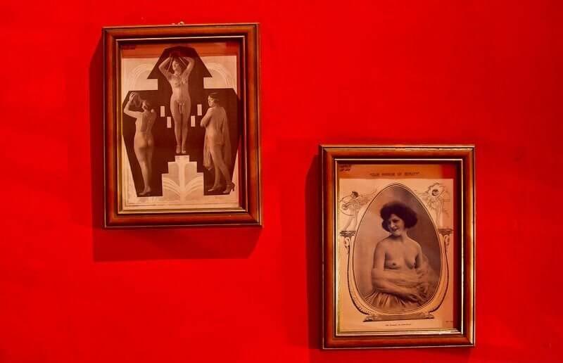 Зал эротических фото