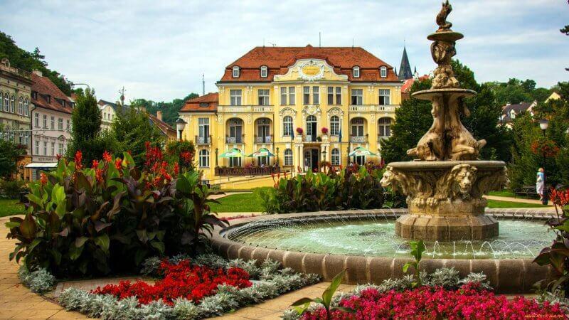 Теплице в Чехии