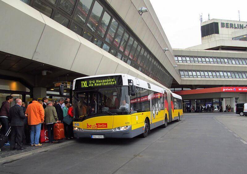Автовокзал Берлина