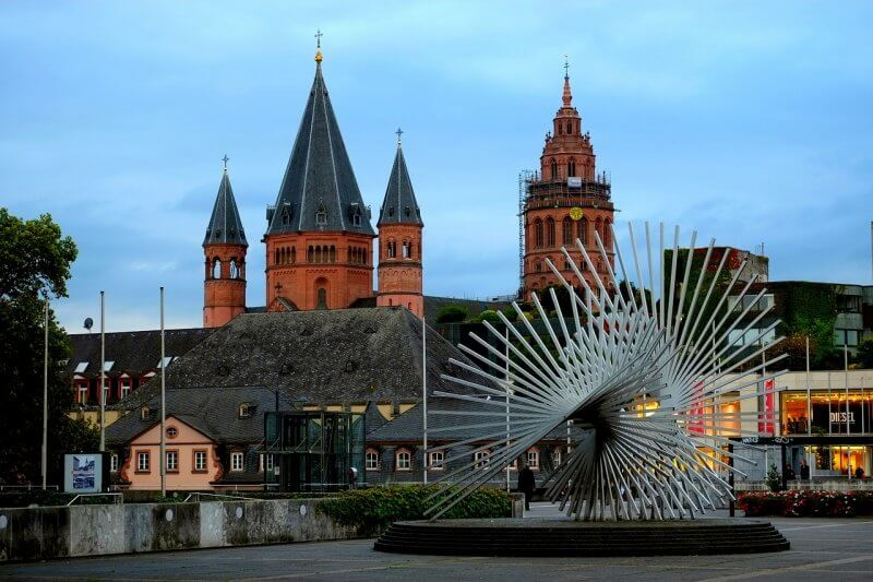 Майнц, Германия