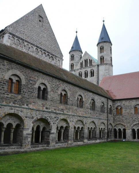 Монастырь Богоматери