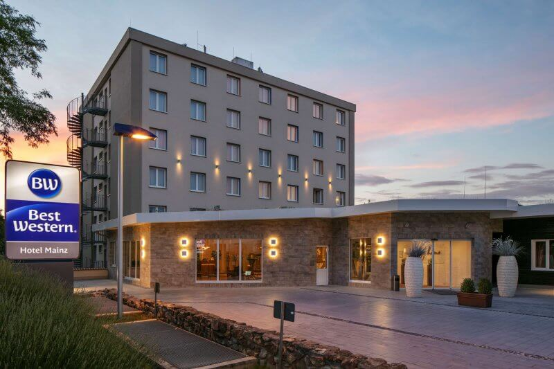 Отель в Майнце