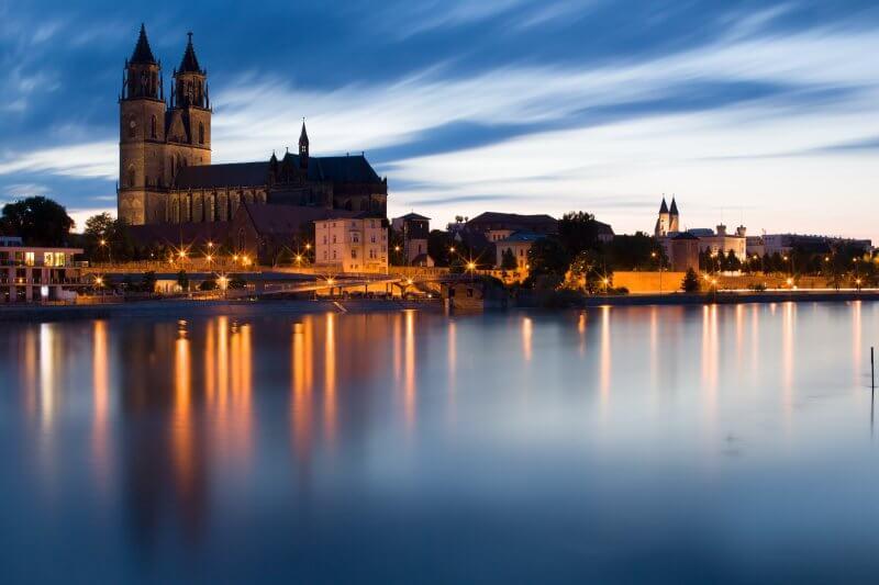 Вечерний Магдебург