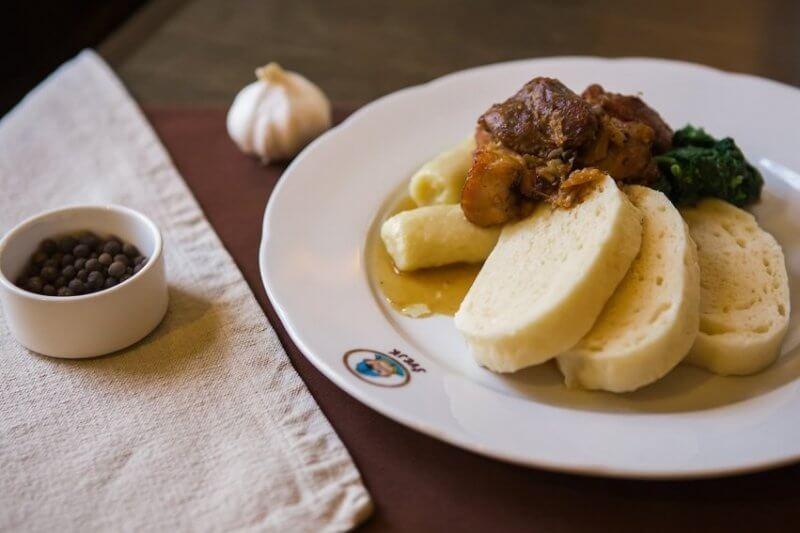 Блюдо Кнедли