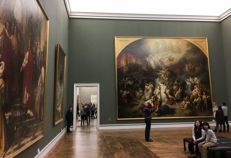 Зал эпохи Возрождения