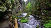 Национальный парк Чешская Швейцария — что посмотреть?