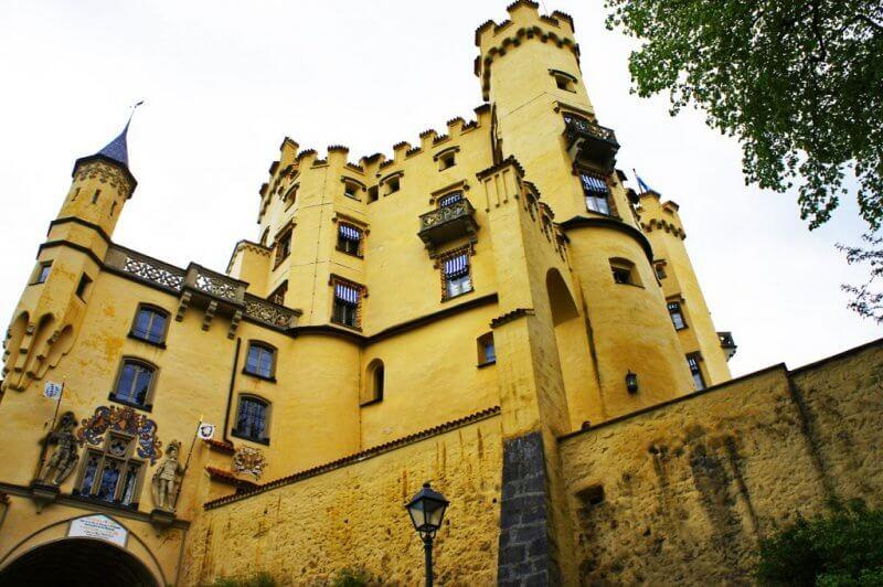 Замок Хоэншвангау, Германия