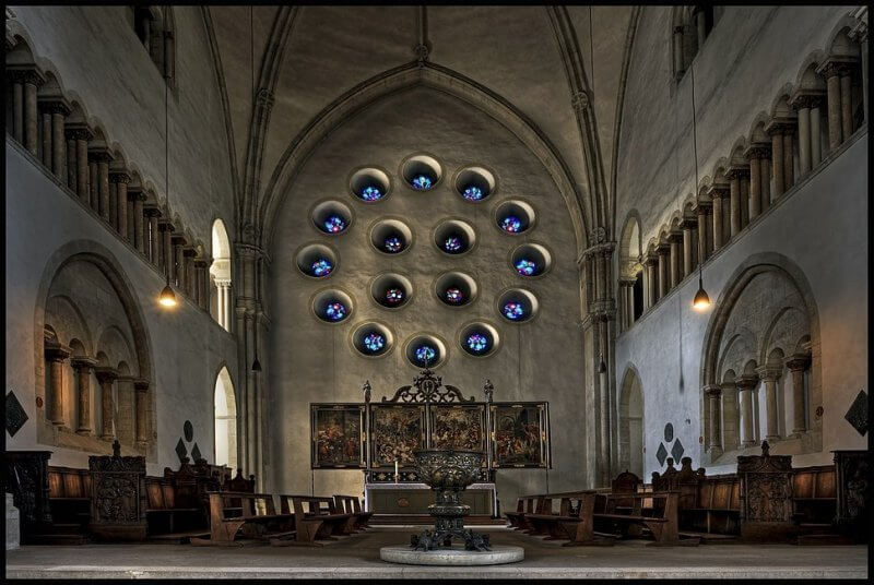Собор Святого Павла внутри