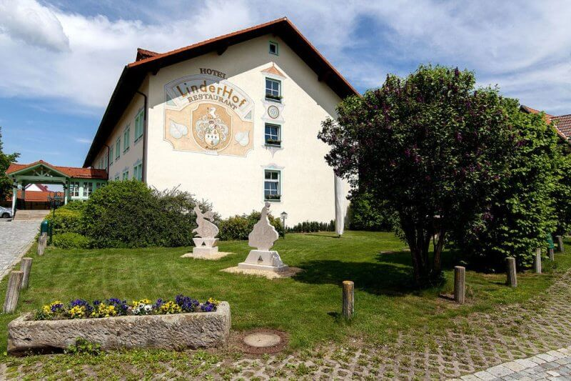 Schloßhotel Linderhof 3*