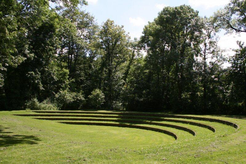 Амфитеатр в Английском саду