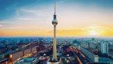 Берлинская телебашня – один из символов немецкой столицы