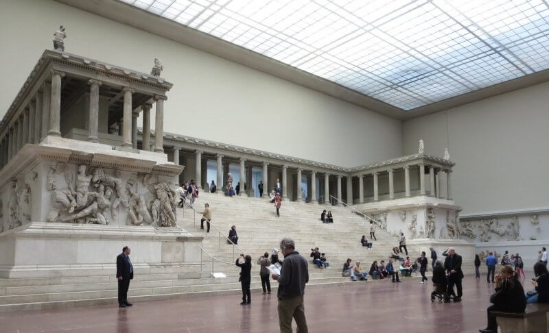 Зал в Пергамоне
