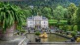 Линдерхоф – любимый замок «сказочного короля» Баварии