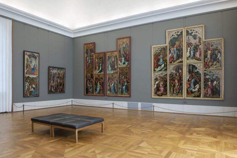 Работы известных художников