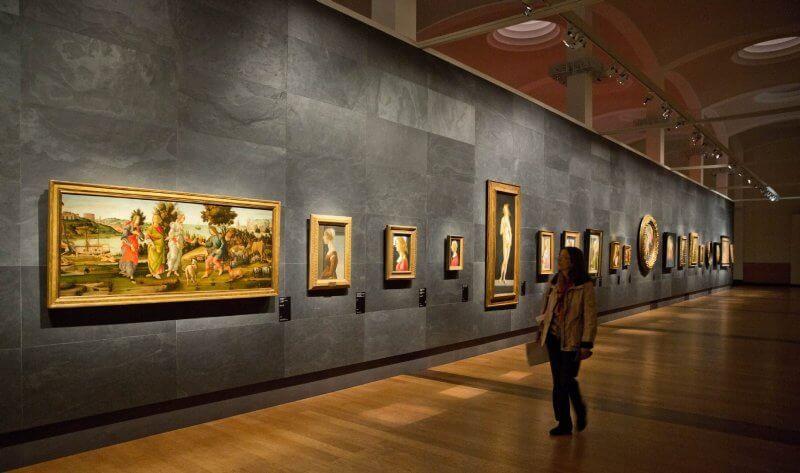 Галерея Gemaldegalerie