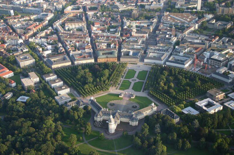 Карлсруэ в Германии