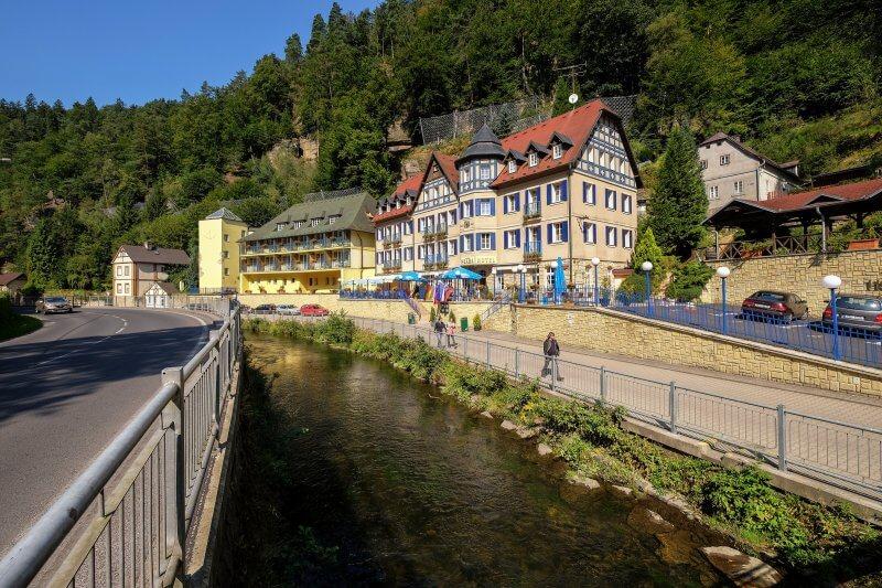 Грженско, Чехия