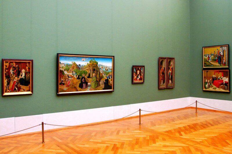Работы голландских художников