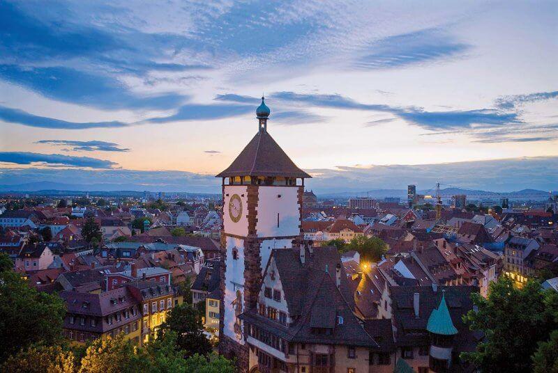Башня Фрайбурга