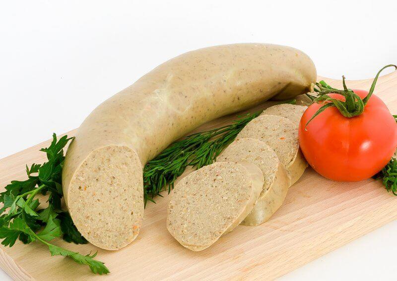 Колбаса из ливера