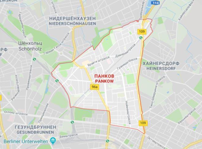 Район Берлина Панков
