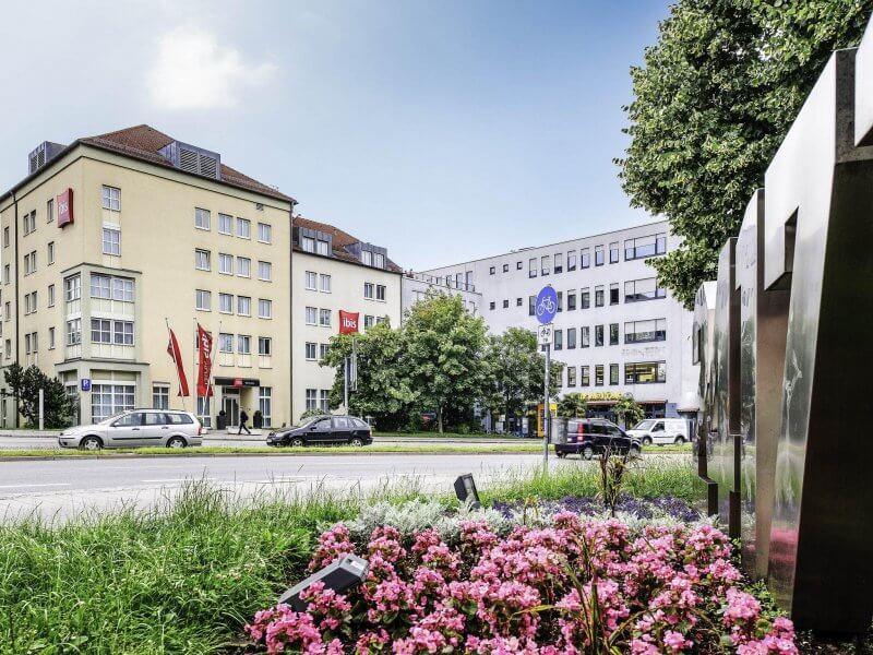Отель в Регенсбурге