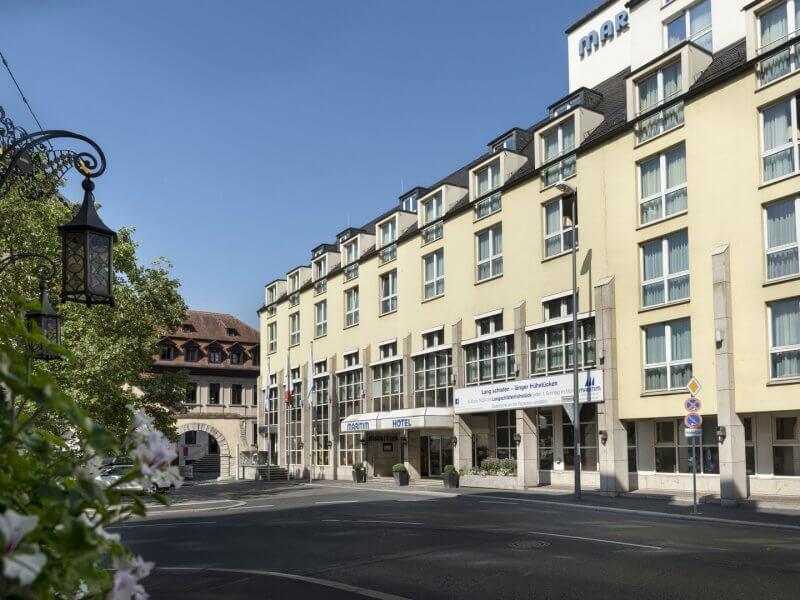Гостиница в Вюрцбурге