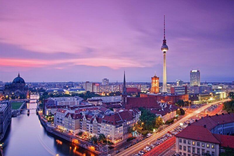 Центр Берлина
