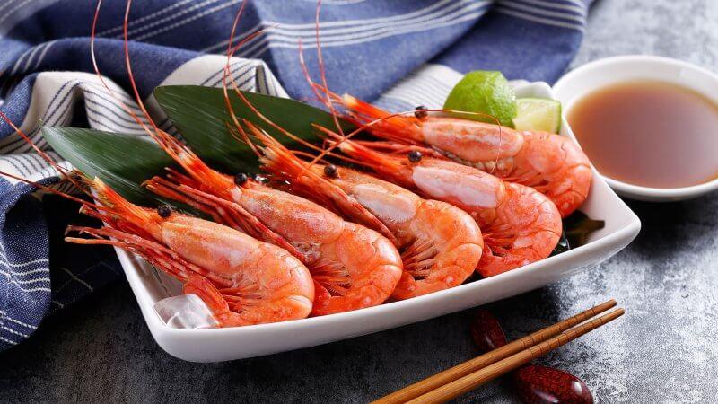 Морепродукты в Киле