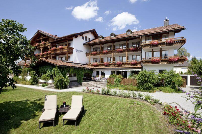Отель в Фюссене