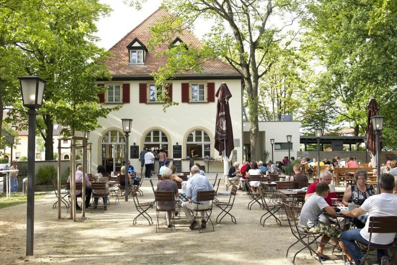 Кафе в городе