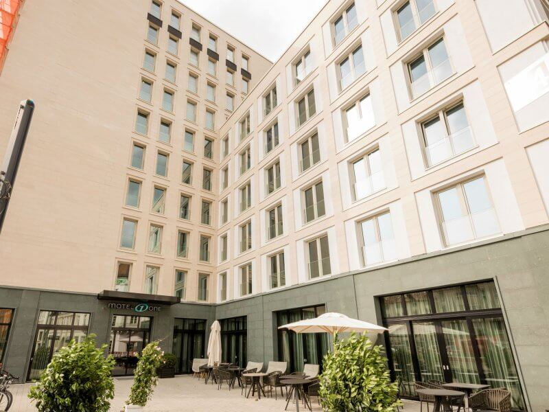 Отель во Фрайбурге