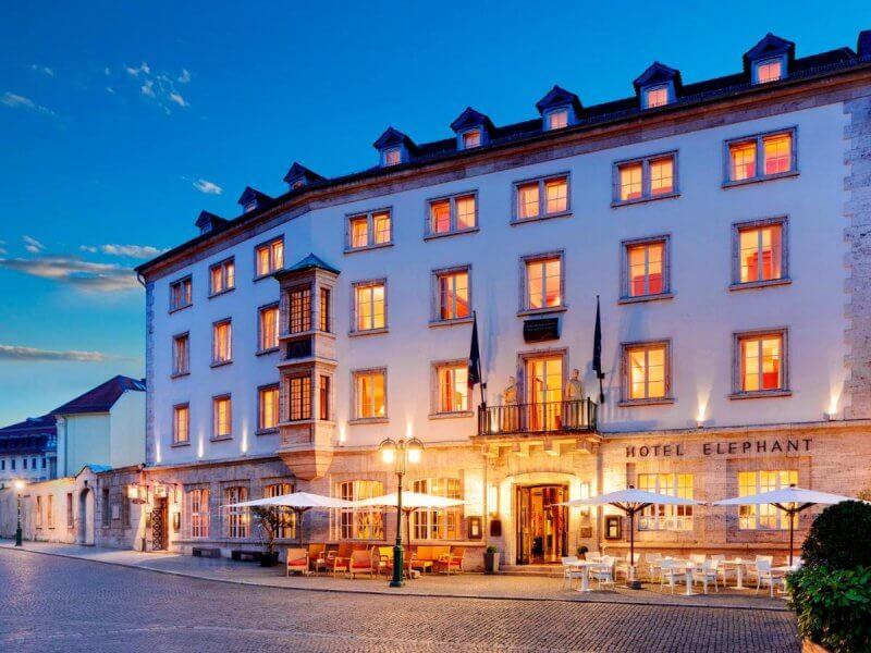 Отель в Веймаре