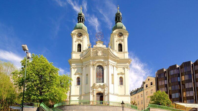 Костёл Святой Марии Магдалены