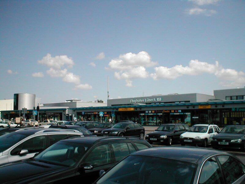 Аэропорт в Любеке