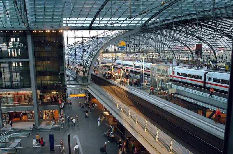 S-Bahn в Германии