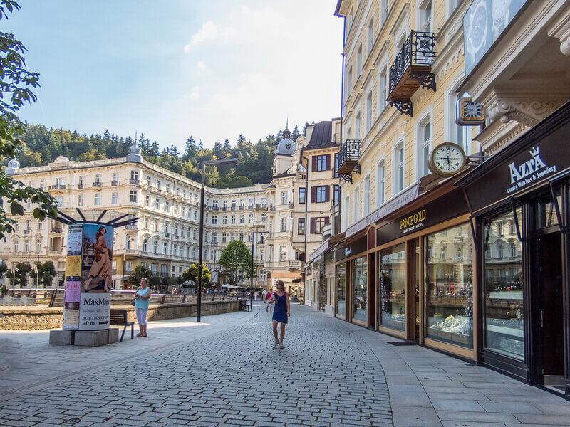 Улица Stará Louka