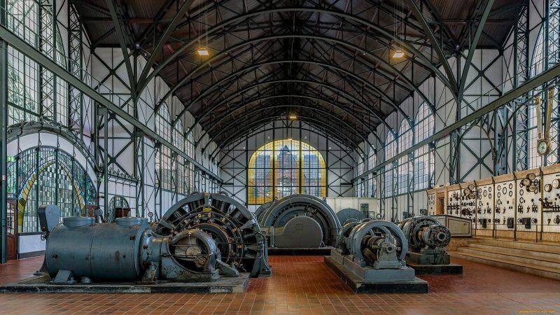 Вестфальский музей промышленности