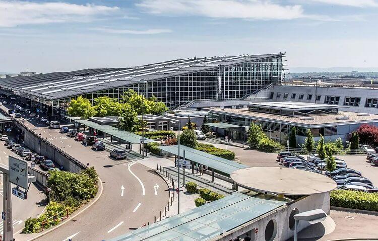 Аэропорт Штутгарт