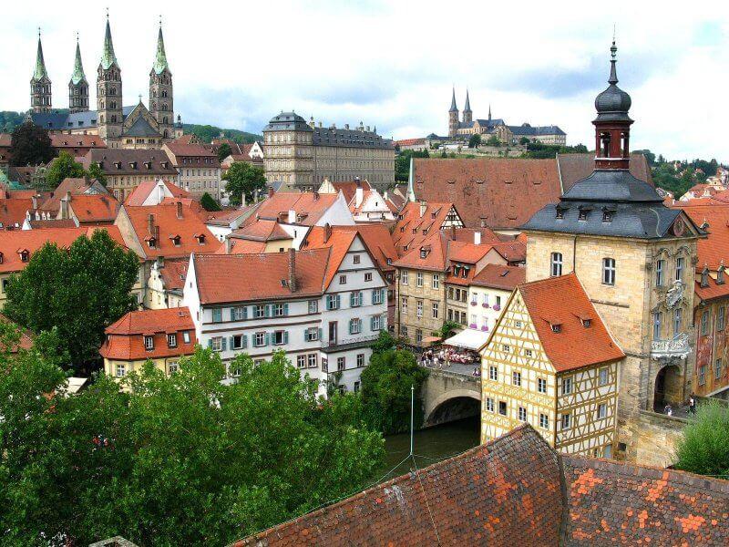 Старый город (Bamberg Altstadt)