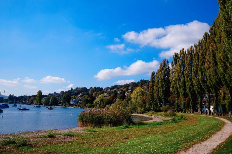 Природа Боденского озера