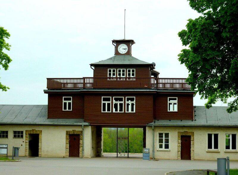 Вход в Бухенвальд